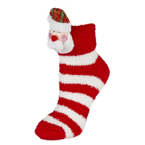 SOXO Chenille socks Christmas collection