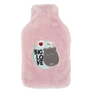 SOXO Furry Hot Water Bottle