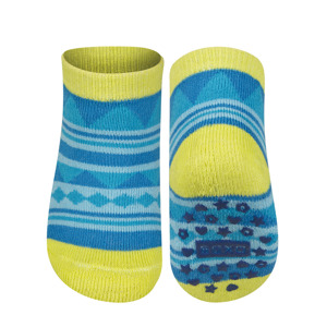 SOXO Infant socks with patterns and ABS