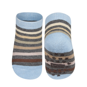 SOXO Infant stripes socks with abs