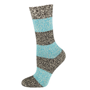 SOXO Women's melange socks