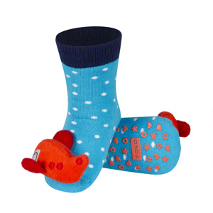 SOXO rattle socks with ABS