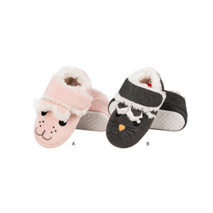 SOXO tiger and bunny slippers with TPR