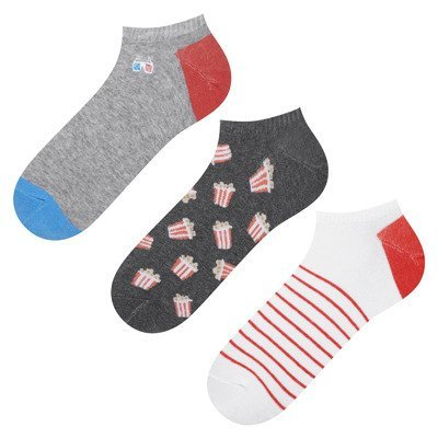 GOOD STUFF SOXO Sneakersocken - 3-er Pack