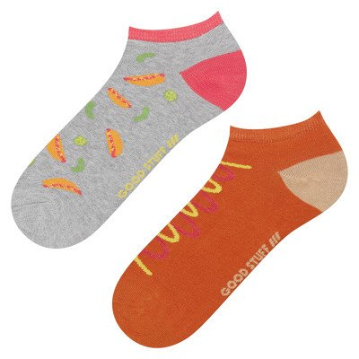 Herren footies SOXO GOOD STUFF passt nicht zusammen - hot dog