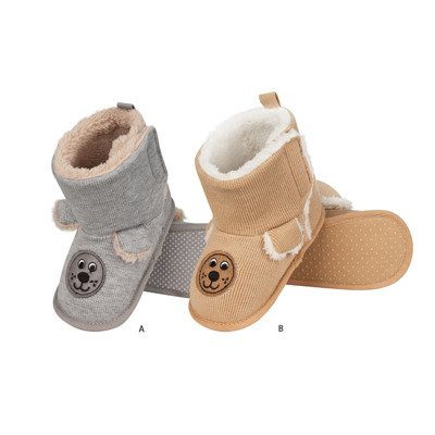 SOXO Baby Stiefel-Hausschuhe