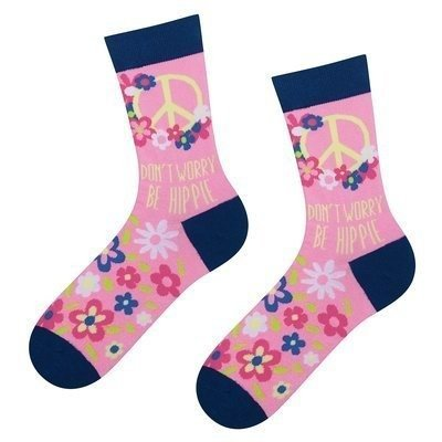 SOXO GOOD STUFF KARMA Socken - sei Hippie