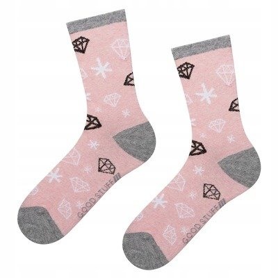 "SOXO GOOD STUFF Kindersocken - ""Diamant"""