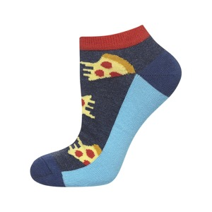 Herrensocken SOXO GOOD STUFF - pizza