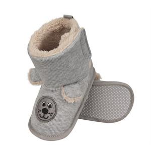 huge discount 47312 13402 SOXO Baby Stiefel-Hausschuhe | Babys \ Hausschuhe | Socken ...