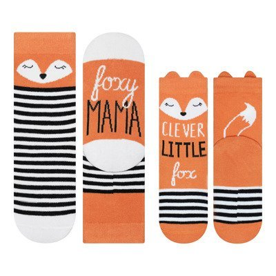 Kомплект SOXO Foxy mama/ Clever little fox
